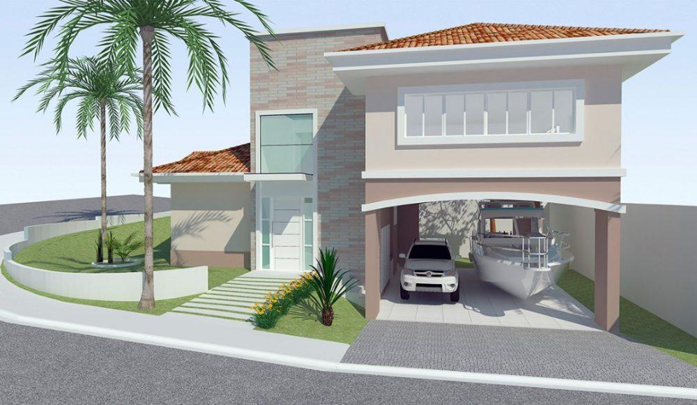 Casa no lago - Casa Joanópolis